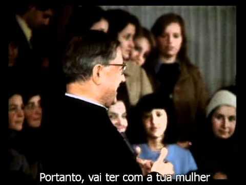 Um conselho de São Josemaria Escrivá para o dilema entre família e trabalho profissional