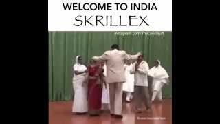 Welcome to India Skrillex
