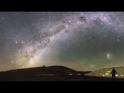 """Chile Chill 7 — """"Visitors to the Desert"""" 