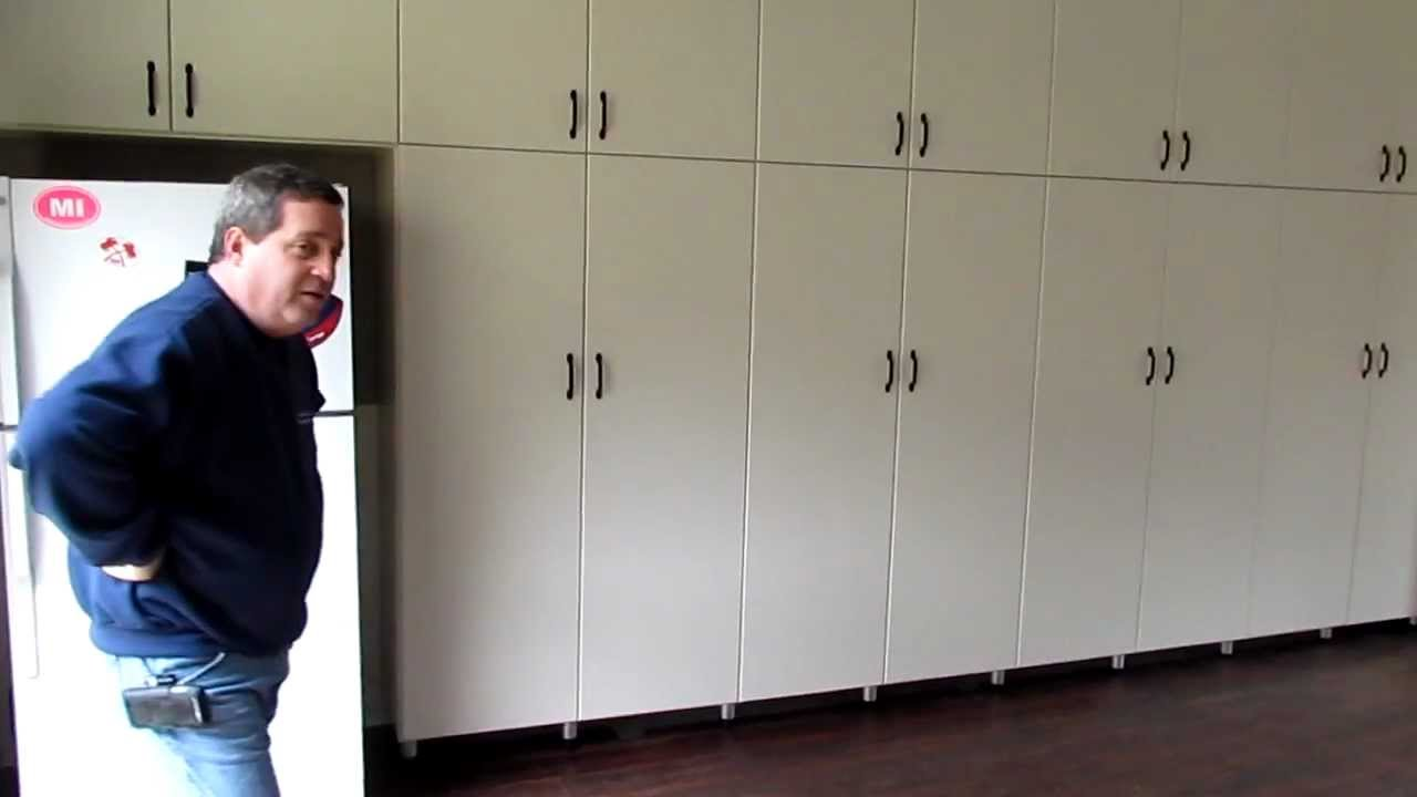 Atlanta Closet U0026 Storage Solutions Garage Wall Of Cabinets