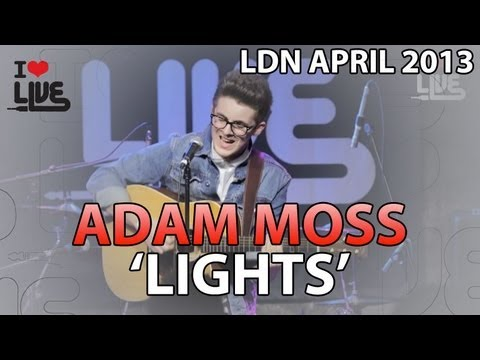 Adam Moss - Lights (ILL April 2013)