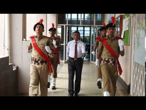 Sainik School Bijapur,Guard,Capt R Gopalraju,June 17,2017