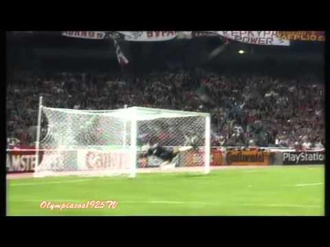 The best Greek Goal in Champions League