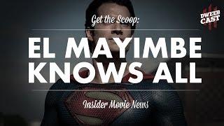 Superman/Batman News from Scoop Master El Mayimbe   DweebCast   OraTV