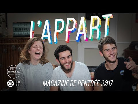 Magazine de rentrée 2017 - BTS Audiovisuel de Montaigu