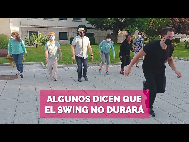Bailando Swing en Burgos | Por el baile como bien esencial