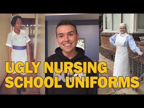 Top 5 Ugly Nursing School Uniforms