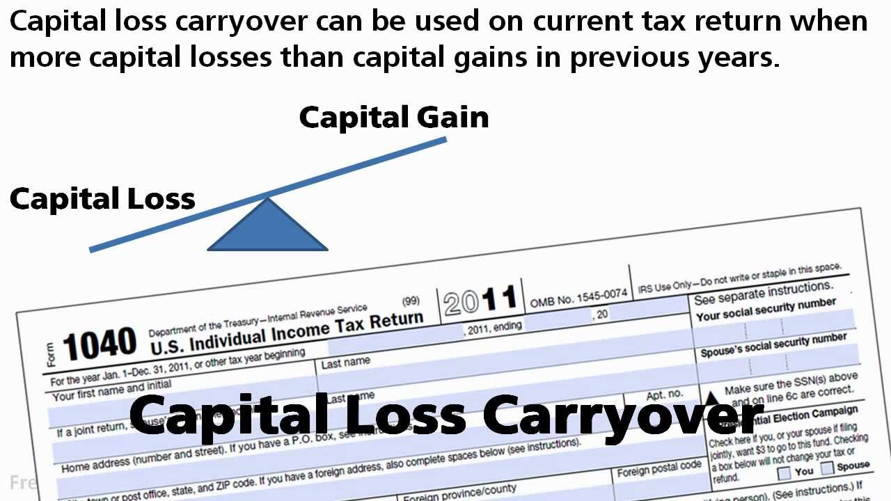 Capital Losses vs. Ordinary Losses