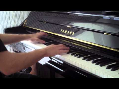 """MONACO - """"What's yours is Mine"""" Piano Cover"""