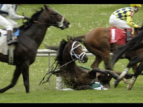 JOHN VELAZQUEZ - Accidente en Keeneland 2006