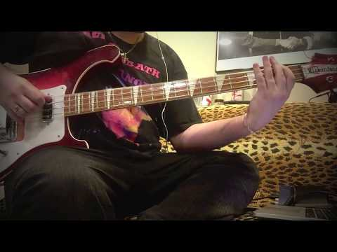 The Beatles - Something (Bass Cover)