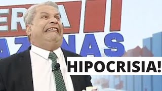 HIPOCRISIA!