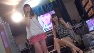 Hotaru Menis & Izumino Kyoko - mitten in der Reise (Karaoke)