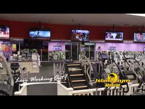 Island Gym Absecon Home Video