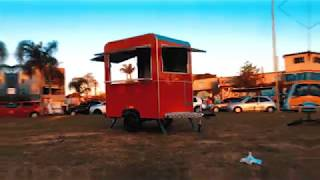 Trailer Para Lanche (TRAILERS HOBBY)