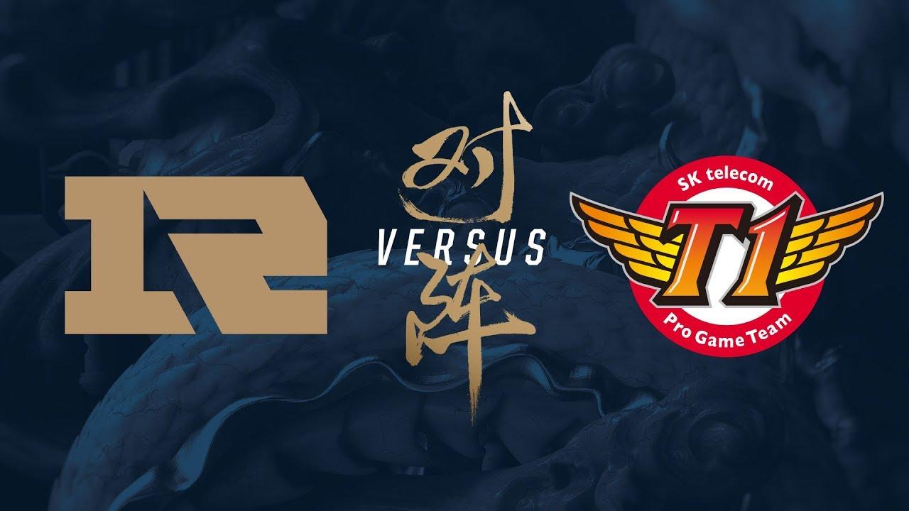 RNG vs. SKT   Semifinals Game 5   2017 World Championship   Royal Never Give Up vs SK telecom T1