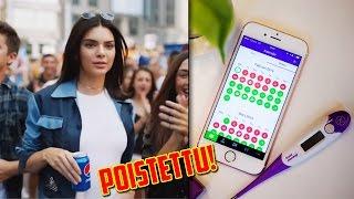 Pepsin Vihattu Mainos Poistetaan! Toimiva Ehkäisy Applikaatio?