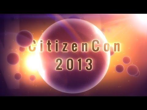 CitizenCon 2013 live show . October 10, 2013