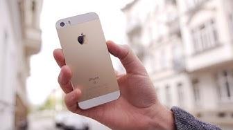 iPhone SE Review: Klein aber Fein? - felixba
