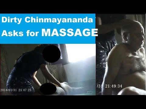 alleged-video-of-chinmayanand-getting-naked-massage-goes-viral