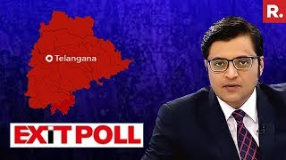 In The Telangana Cliffhanger, AIMIM Could Be The Kingmaker, Projects CVoter | #PollOfPolls