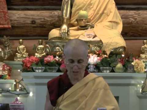 October 2009 Praising Great Compassion Retreat#10
