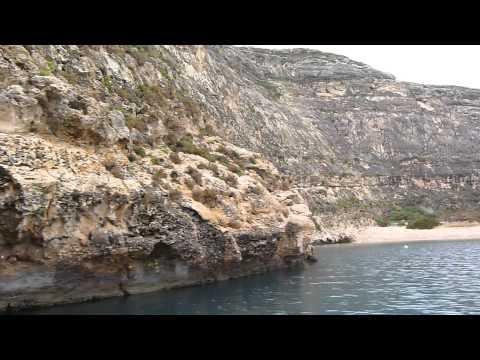 Boat Trip to See the Azure Window 6 Gozo, Malta 24 10 2012