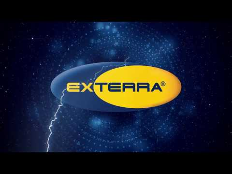 EXTERRA, the world's most effective termite colony elimination system.