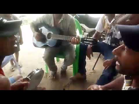 Samba na casa de Roque de Eliene, no Xique Xique município de Mairi-BA