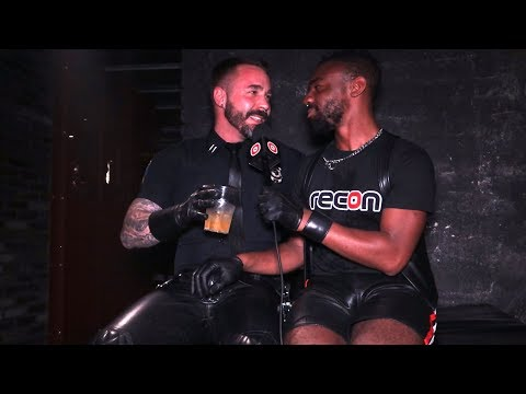 Recon at Folsom LeatherSocial