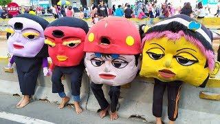 Badut BoBoiBoy Boneka Mang Terbaru Joget Gaya Lucu