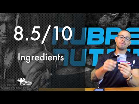NuBreed Nutrition Tenacity Review Fat Burner