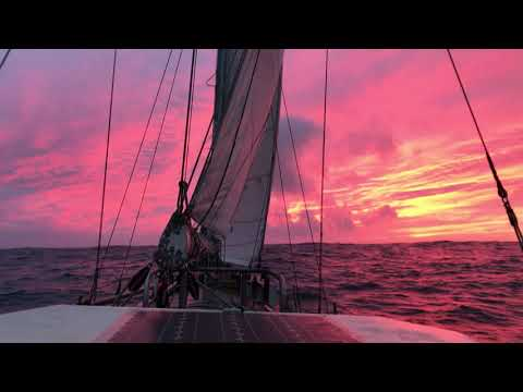 sailing from Scotland to Iceland