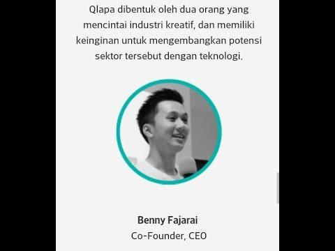 CEO QLAPA BENNY FAJARAI PART 1
