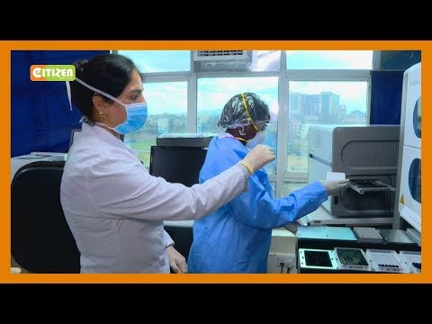 | THE EXPLAINER | Laboratory procedures for Covid-19 testing