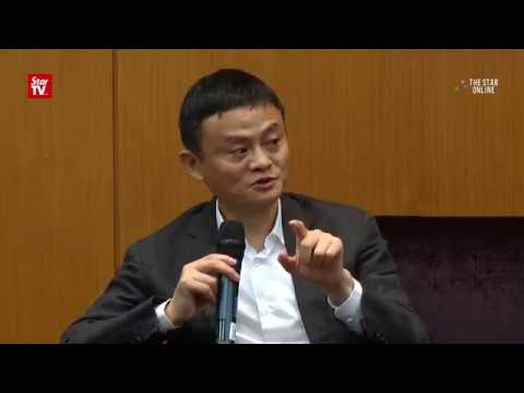Jack Ma has big business plans for Malaysia