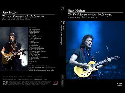 Steve Hackett Live Liverpool 2016