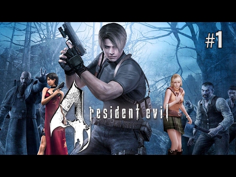Twitch Livestream | Resident Evil 4 Part 1 [Xbox One]