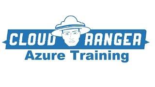 Microsoft Azure Training - [41] Azure Recovery Services - Part 1 - Azure Backup (Exam 70-533)