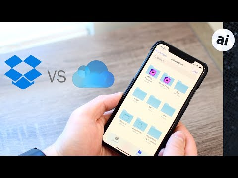 Dropbox vs iCloud 2018 - Should you Switch?