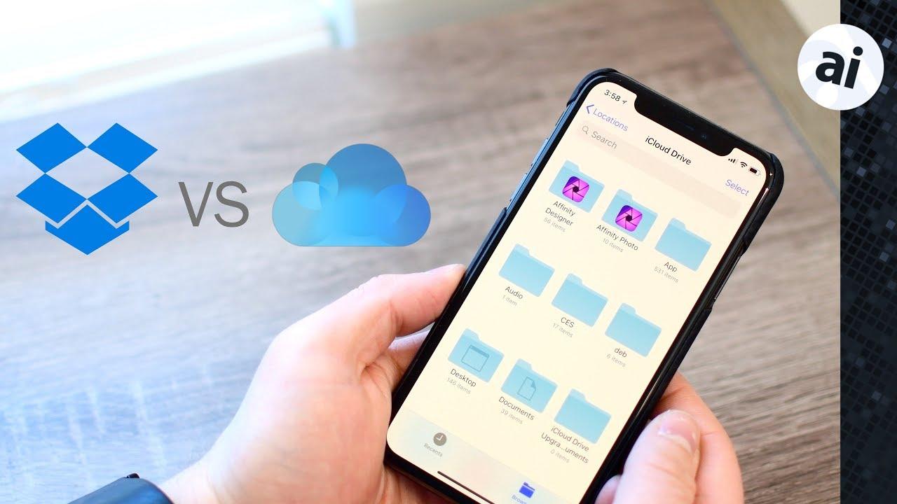 Dropbox vs iCloud 2018 - Should you Switch?