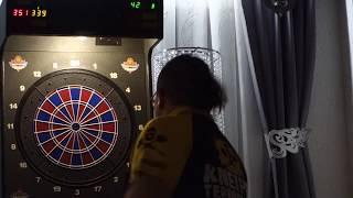 Augsburger Dart Liga Michi vs Phil (not The Power, not Taylor) ADL Abschlussfeier