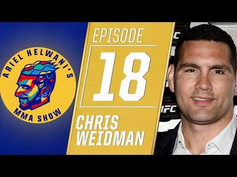 Chris Weidman: I deserve title shot after UFC 230 win | Ariel Helwani's MMA Show