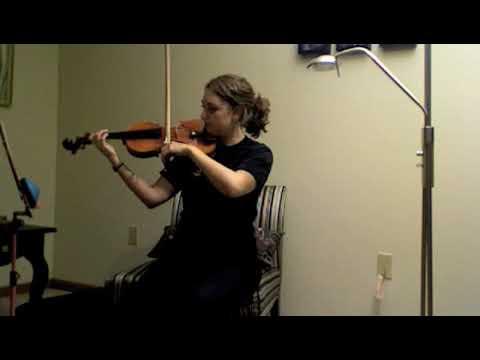 La Petite Violin I