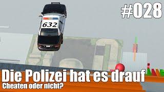 BeamNG Drive | #028 | Die Polizei hat es drauf | BeamNG Drive Deutsch