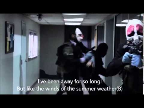 PayDay2 This is our time(with MV) Miles Malone