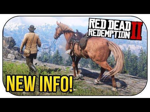 Red Dead Redemption 2: COMPANION APP, DAY 1 UPDATE & EMBARGO! - 동영상