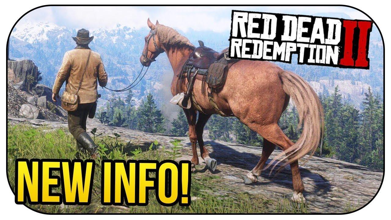 Red Dead Redemption 2: COMPANION APP, DAY 1 UPDATE & EMBARGO!