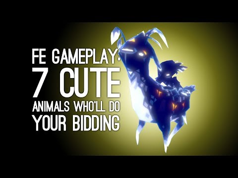 Fe Gameplay: 7 Precious Animals Who Are Too Pure and Will Do Your Bidding