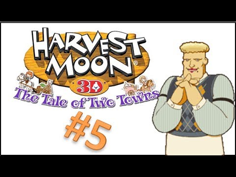 Harvest Moon (3DS): The Tale Of Two Towns Part5